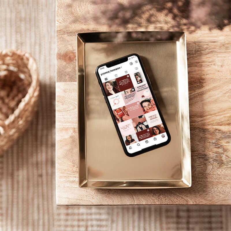 Instagram Strategie entwickeln Sichtbarkeit und Reichweite auf Instagram aufbauen Kunden gewinnen ueber Instagram verkaufen auf Instagram